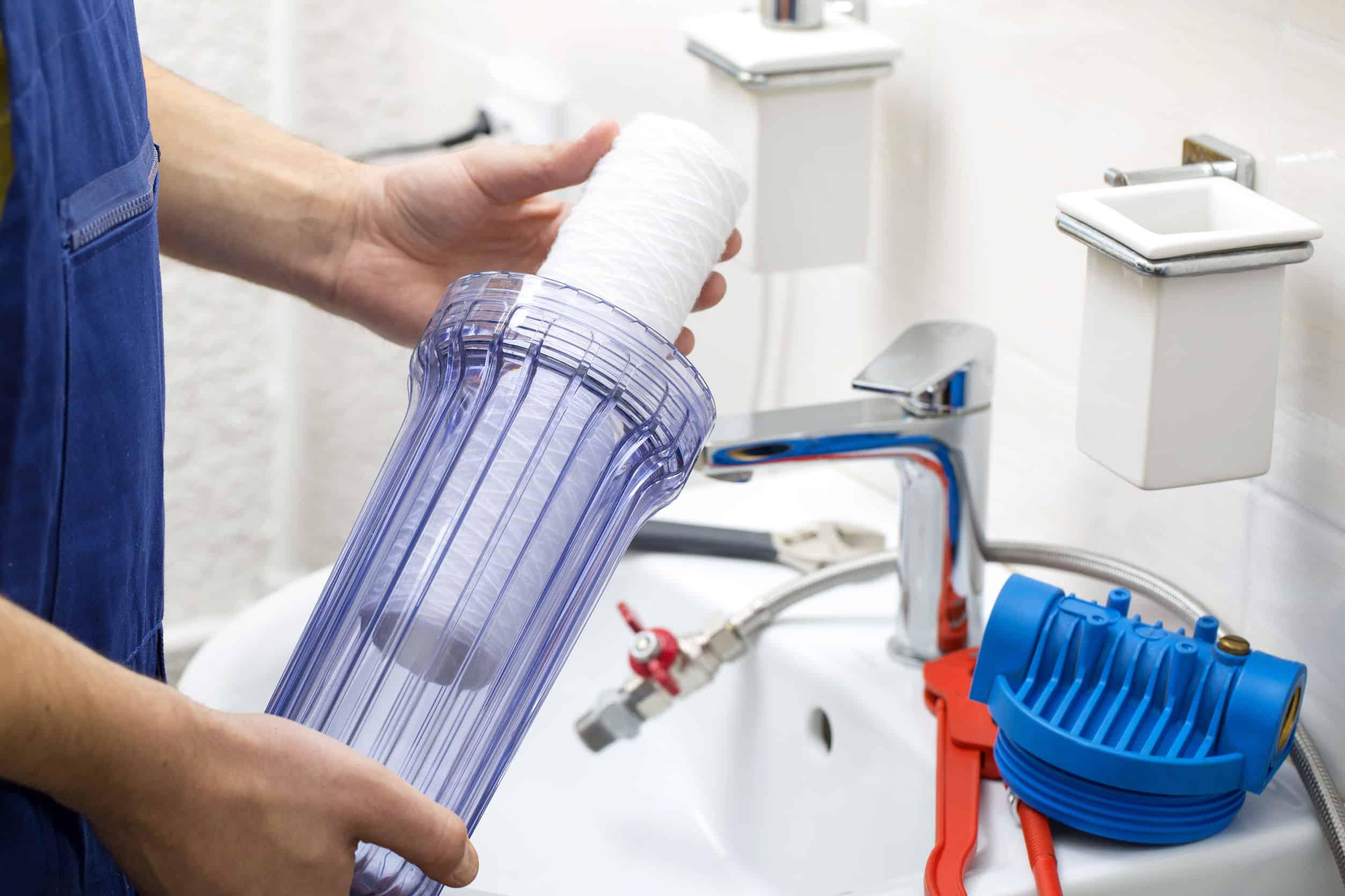 Trinkwasserfilteranlage: Test & Empfehlungen (01/20)