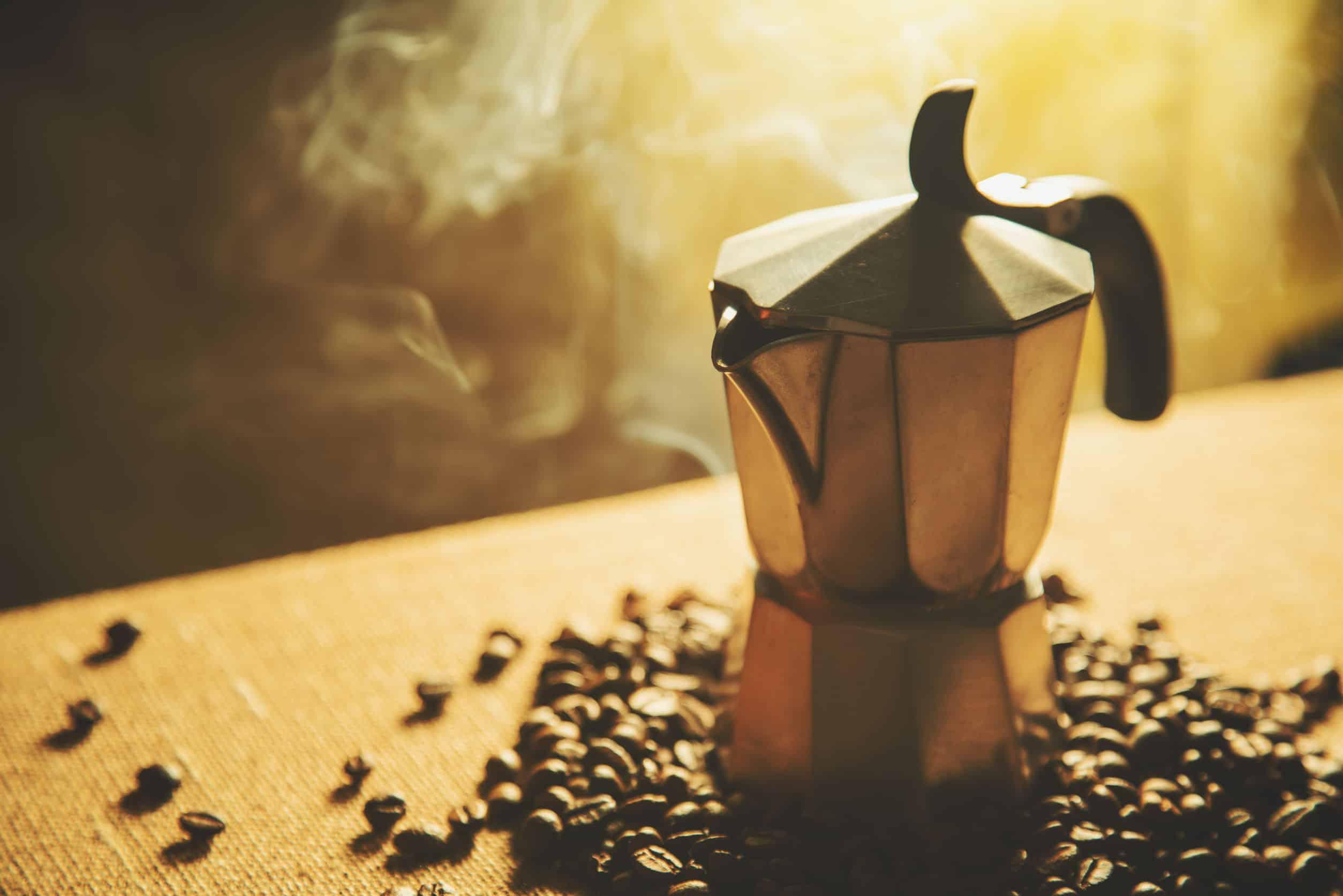 Espressokocher für Induktion: Test & Empfehlungen (07/20)