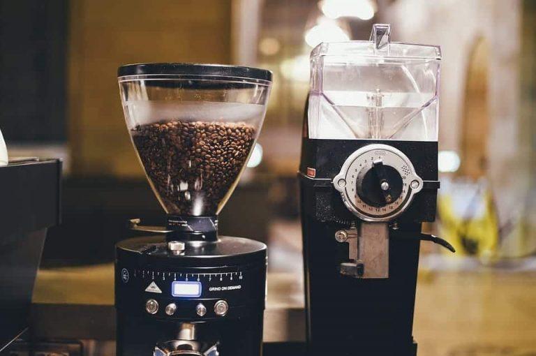 Kaffeemühle elektrisch