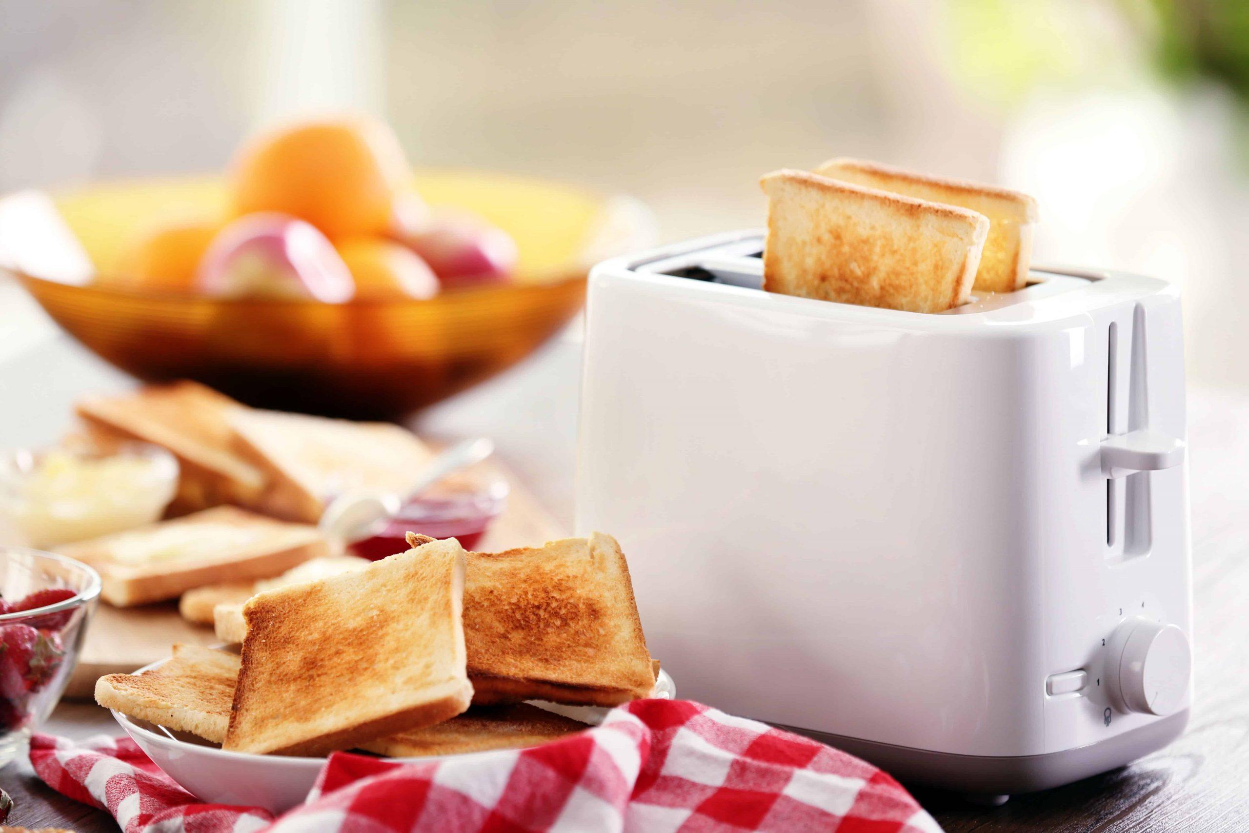 Toaster: Test & Empfehlungen (04/21)
