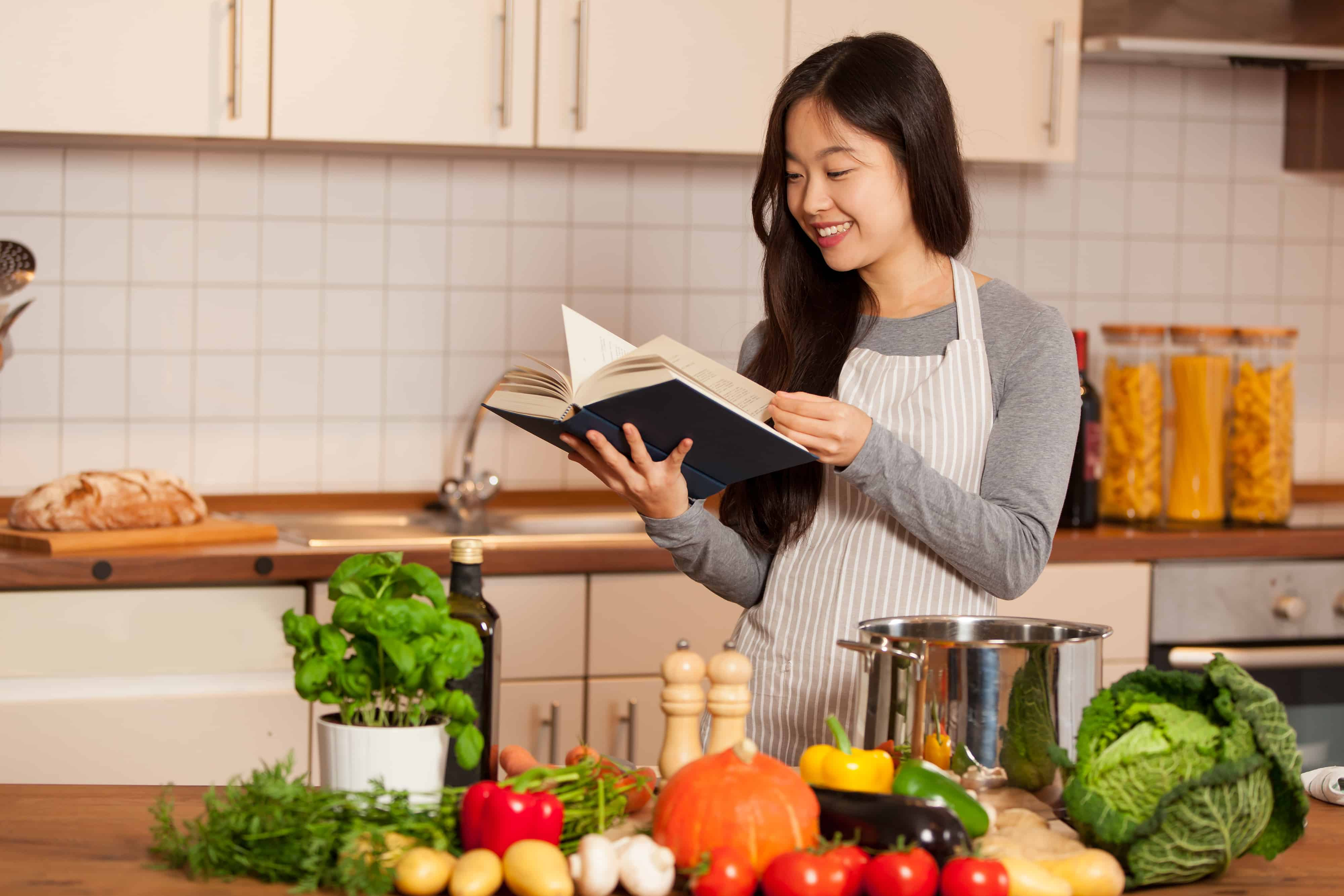 Vegetarische Kochbücher: Test & Empfehlungen (01/20)