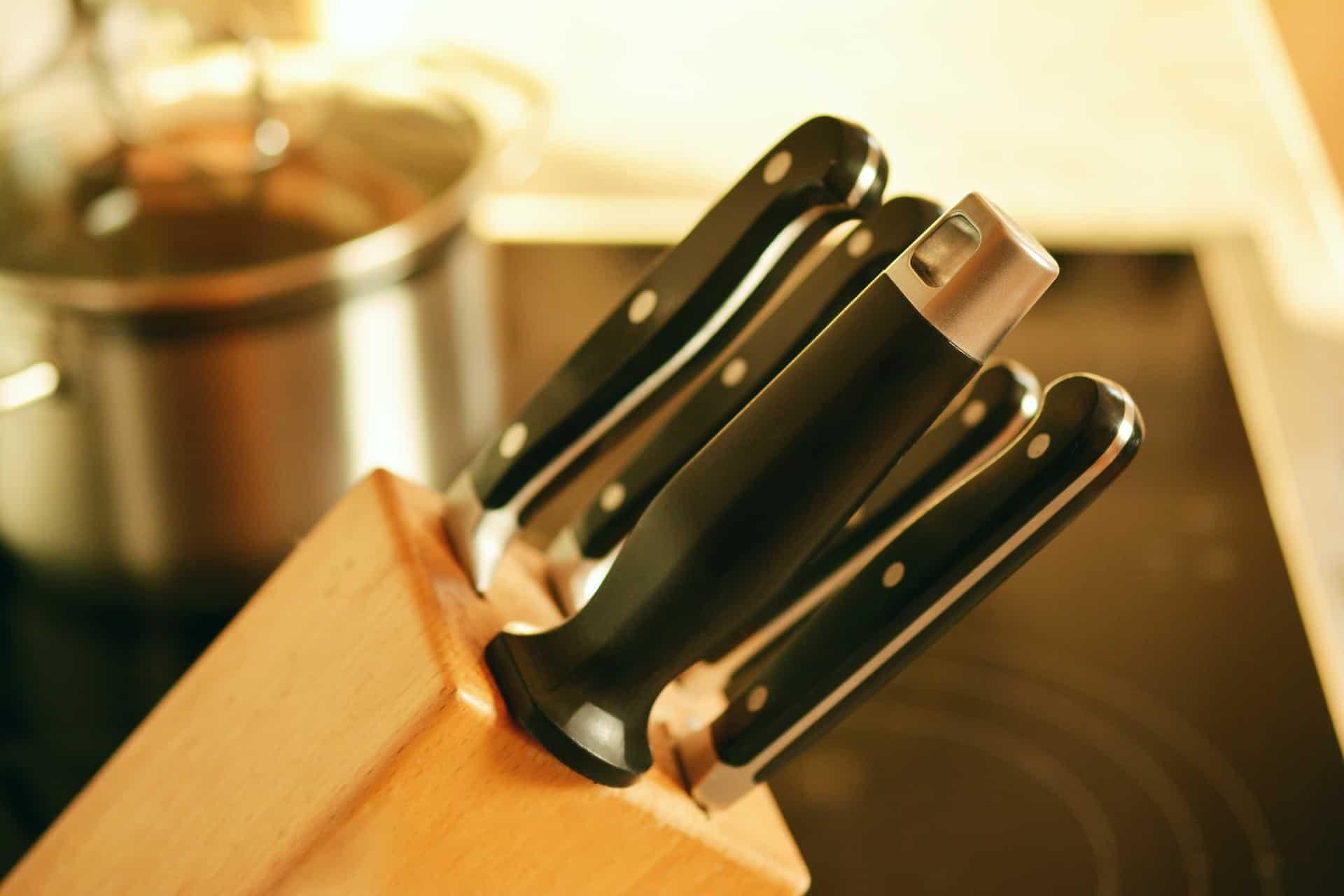 Messerblock ohne Messer: Test & Empfehlungen (05/21)