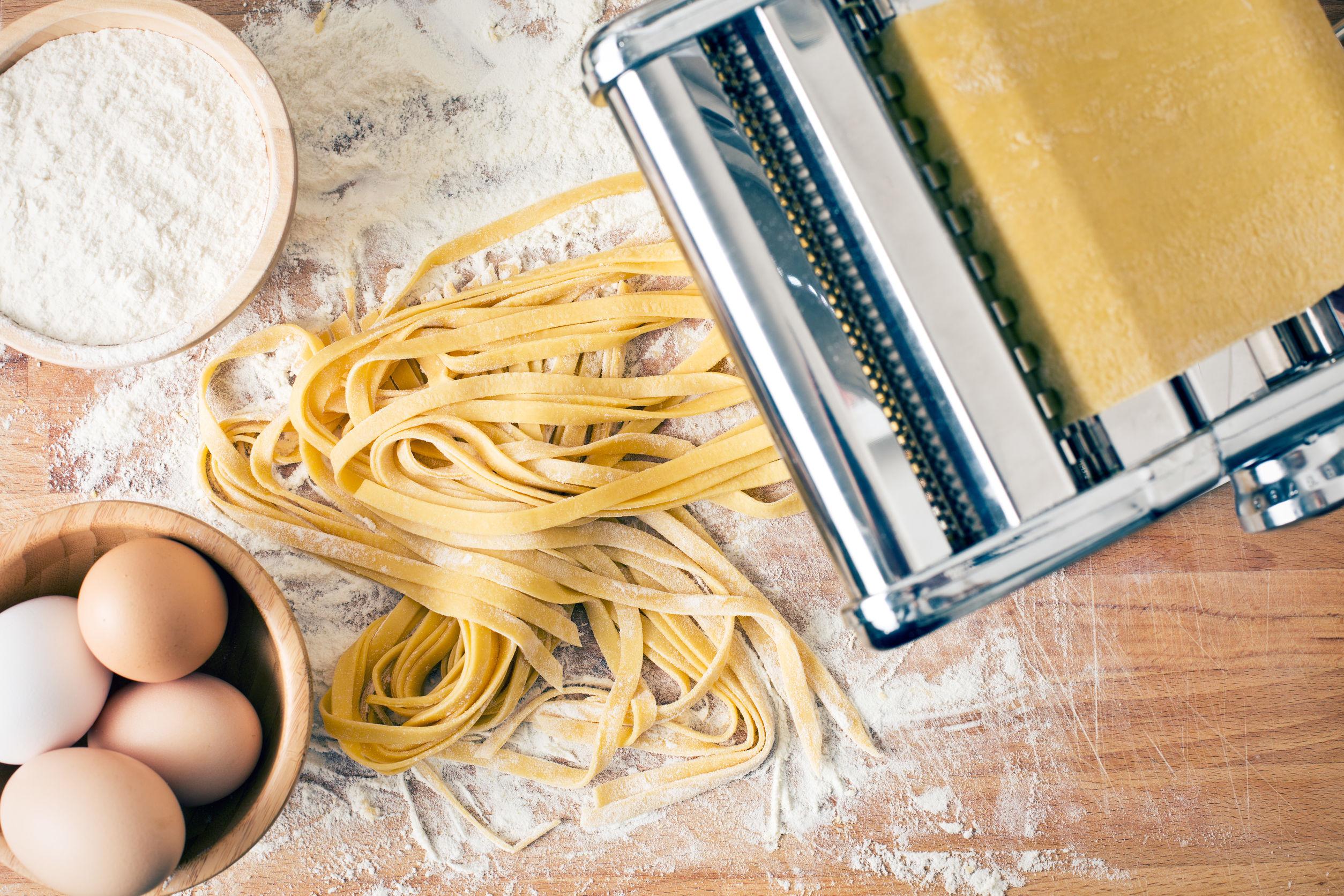 Nudeln selbst machen: Tipps und Zubereitungsarten