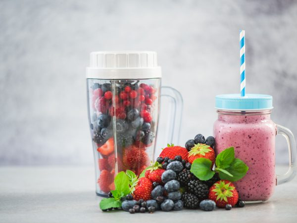 Smoothie Becher