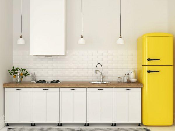 Amica Retro Kühlschrank