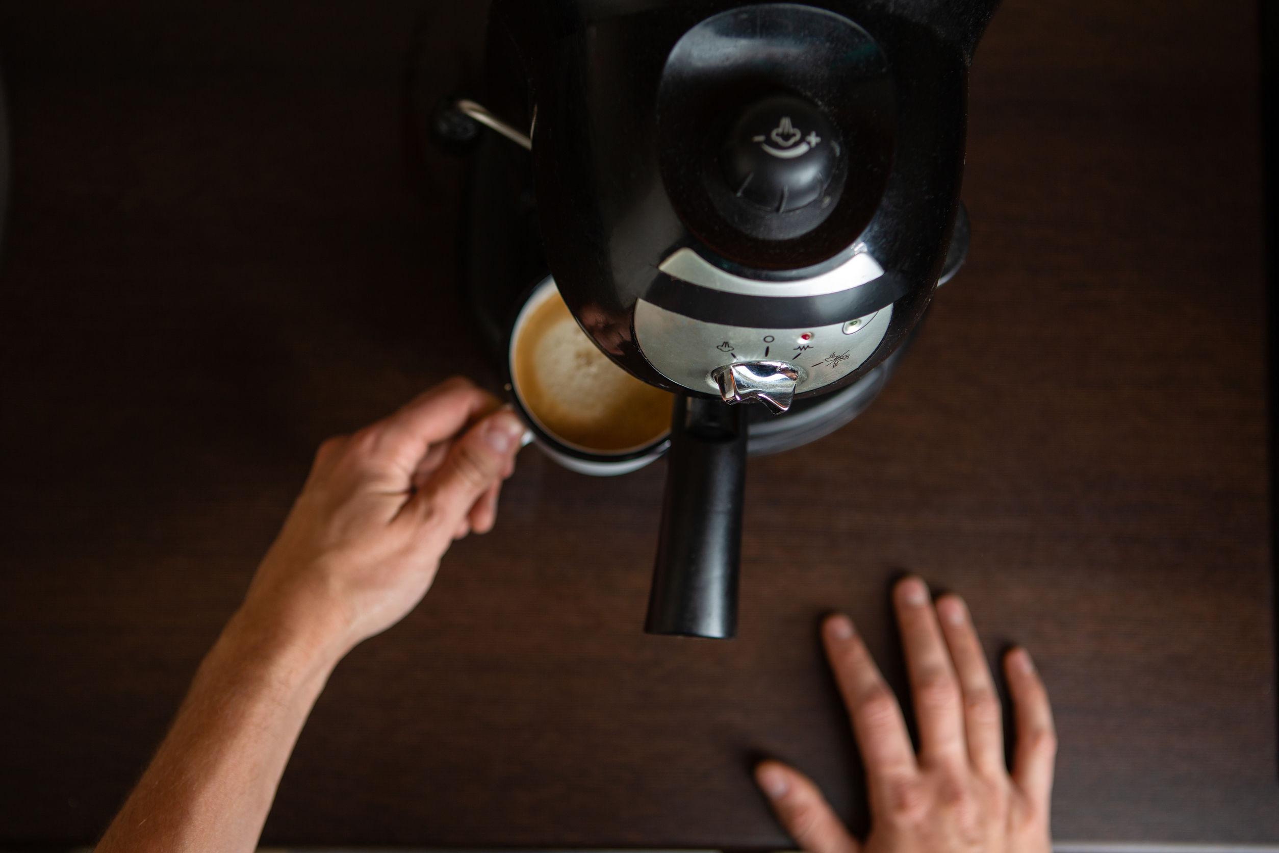 Beem Kaffeemaschine