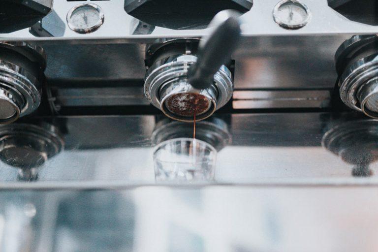 Gastroback Espressomaschine-1