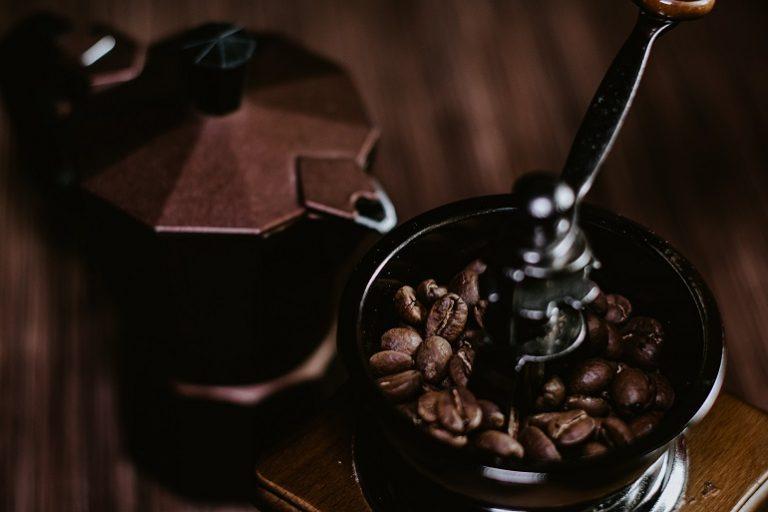 Kaffeemühle Hand-4