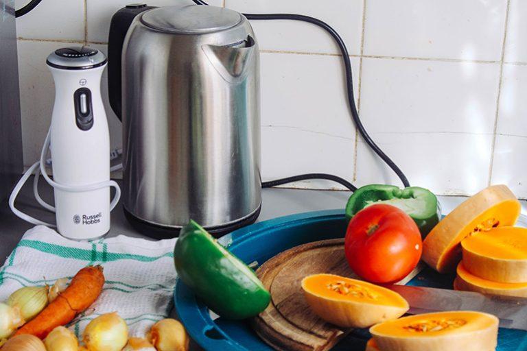 Edelstahl Wasserkocher-1