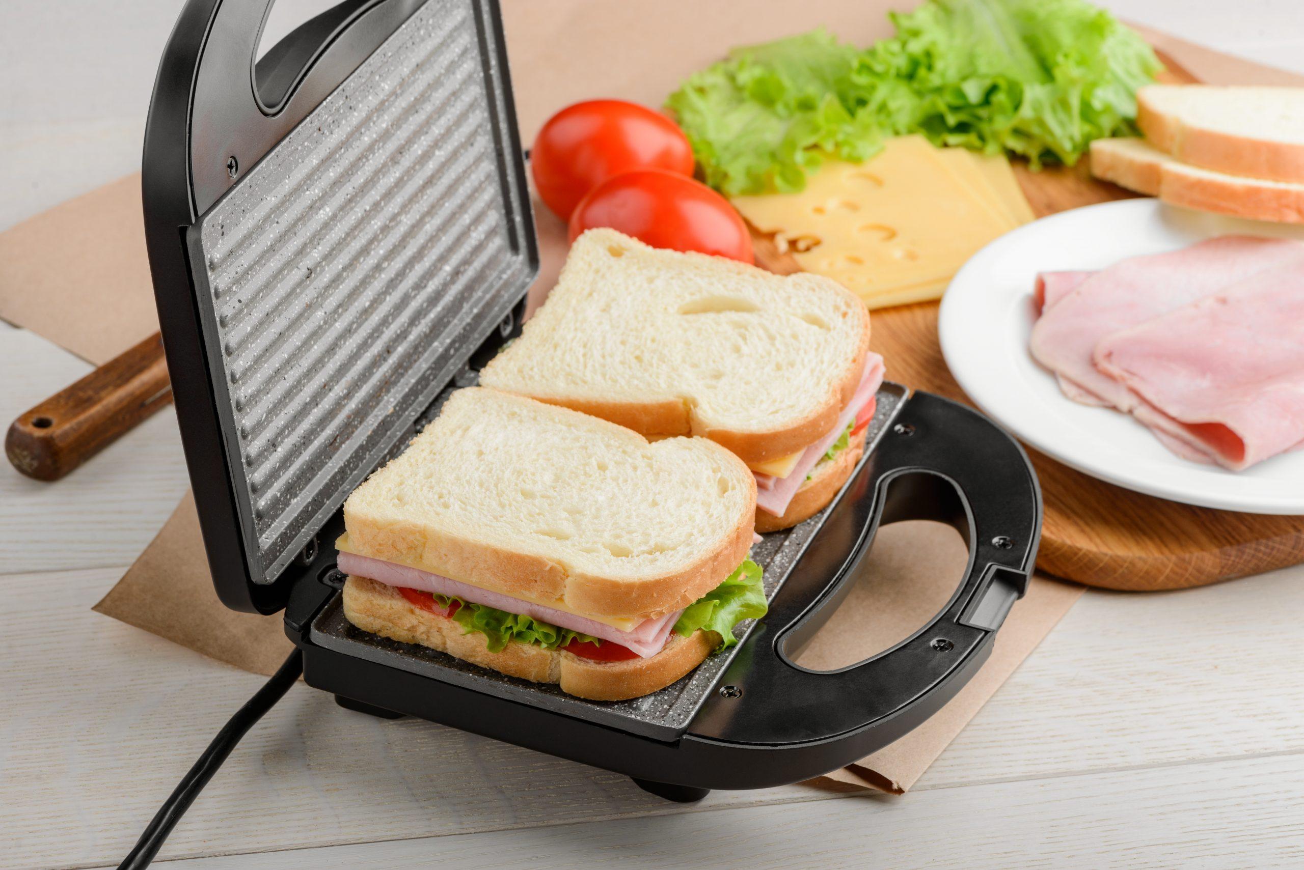 Sandwicheisen