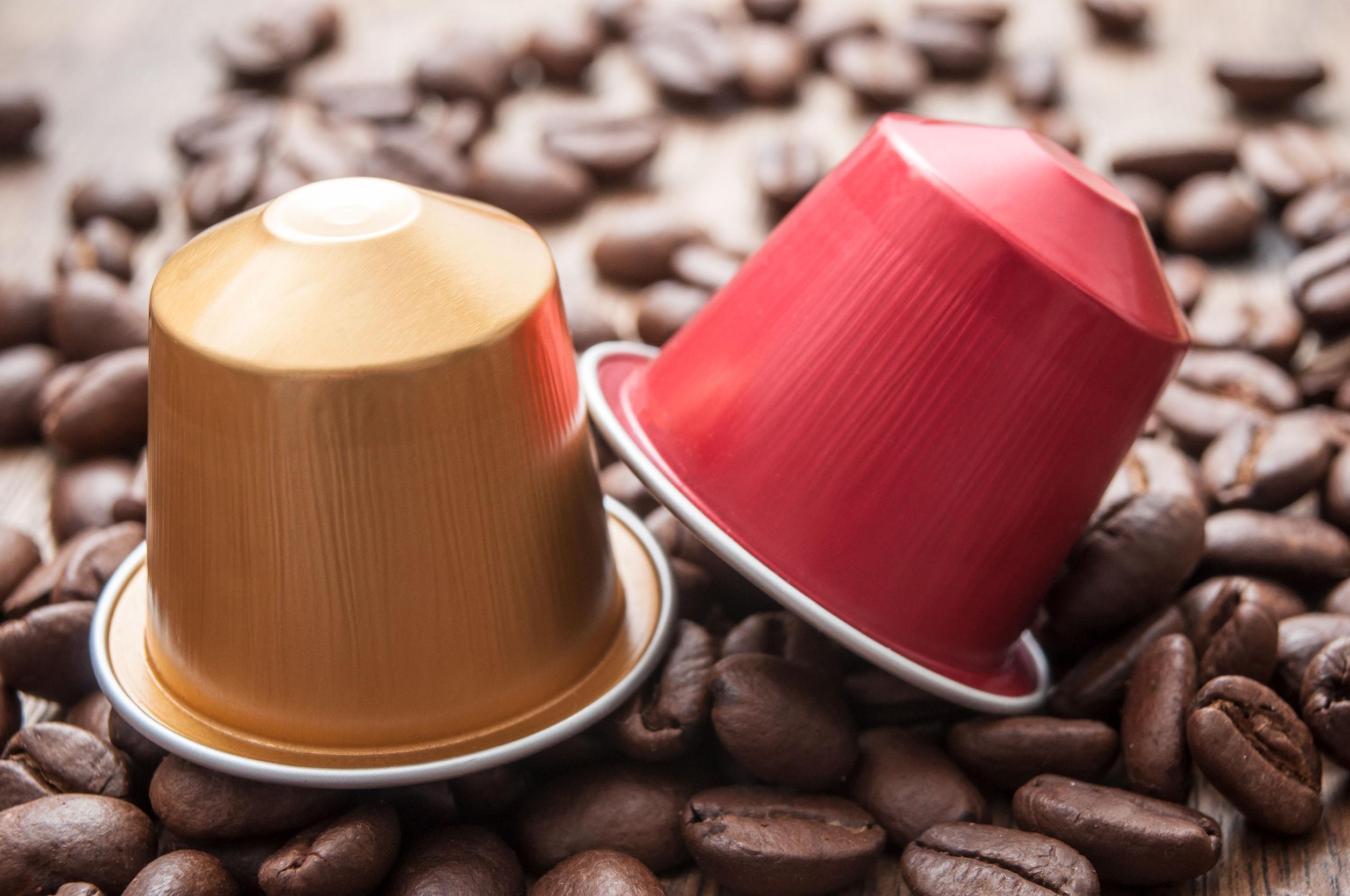 Nespresso Kapseln