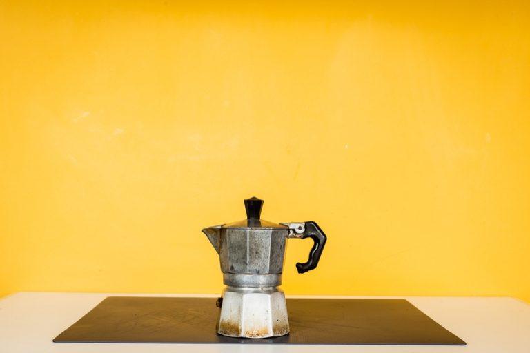 Espressokocher für Induktion-1