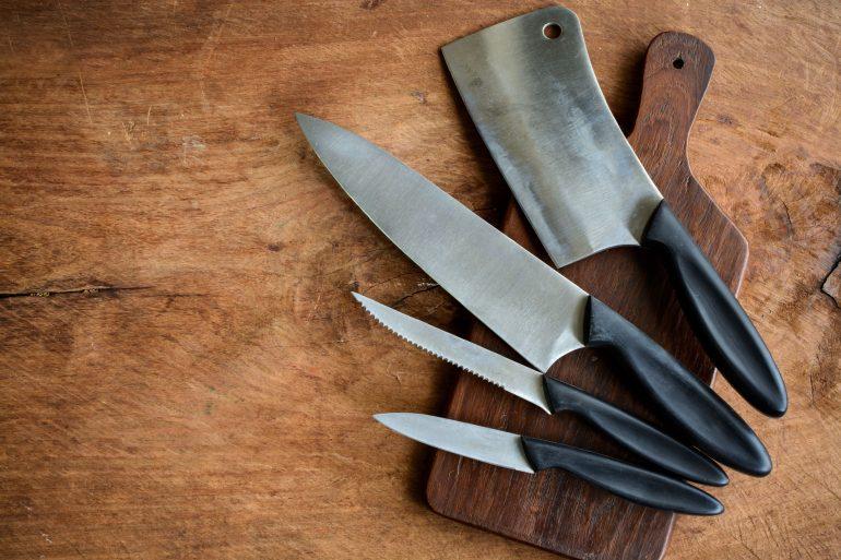Messerblock ohne Messer-1