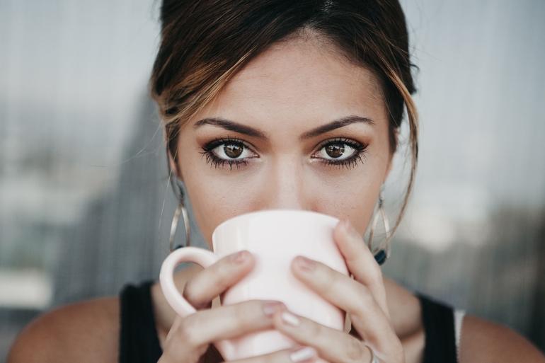 Kaffeemaschine mit Time