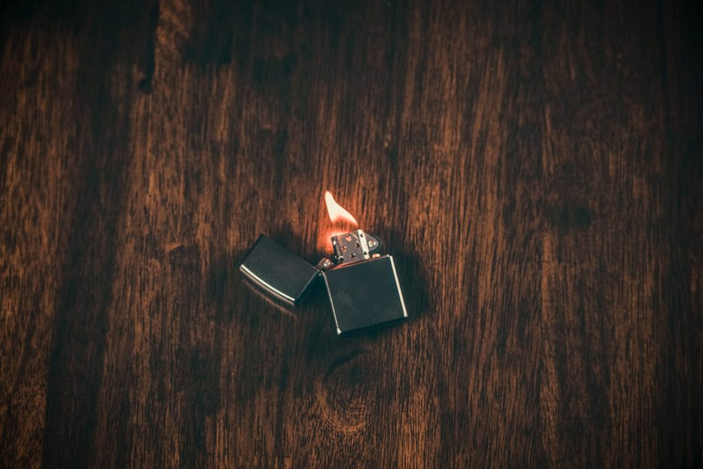 sturmfeuerzeug-test